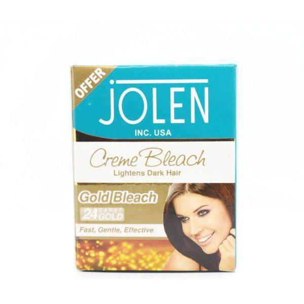 Jolen creme bleach gold bleach (28 g) usa