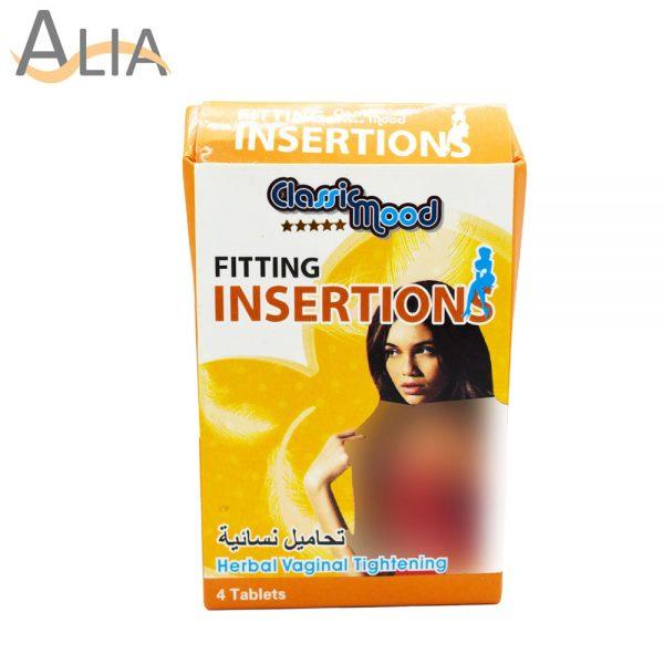 Classic mood herbal vaginal tightening tablets