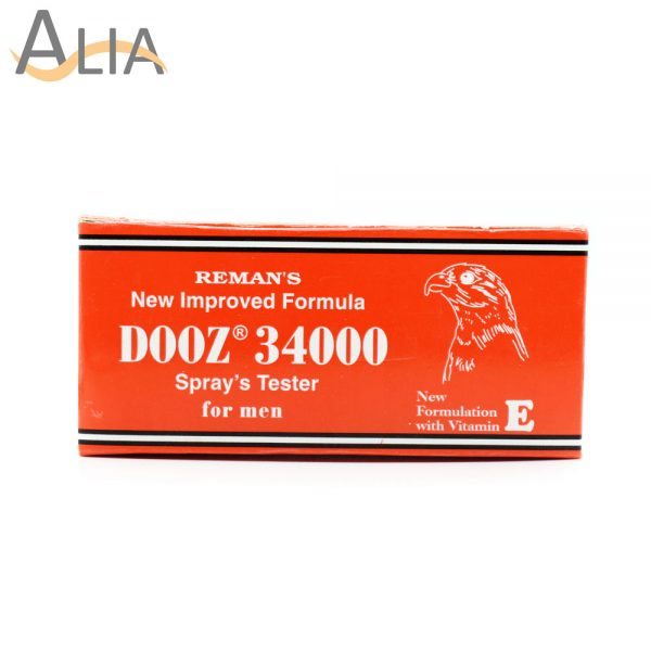 New reman's dooz 34000 men delay spray tester for men 1
