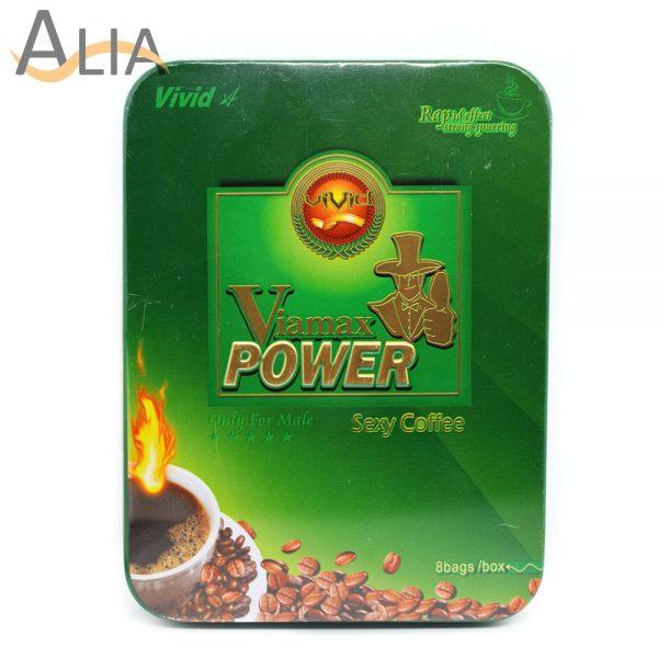 Viamax power sexy coffee for men