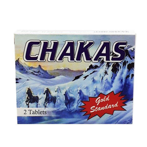 Chakas Tablets