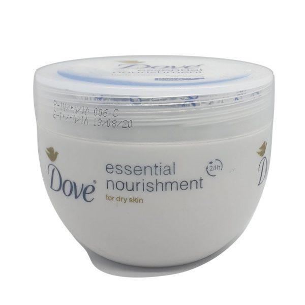 DOVE Essential Nourishment Body Cream for dry skin 300ml