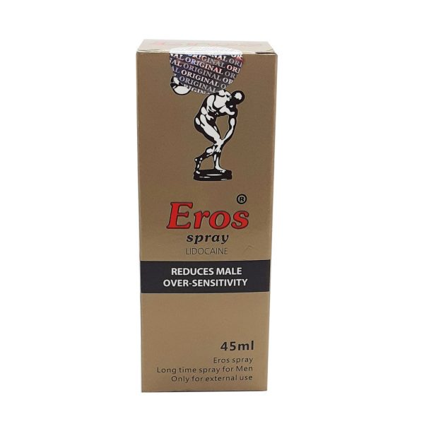 Eros Delay Spray For Men 45ml England