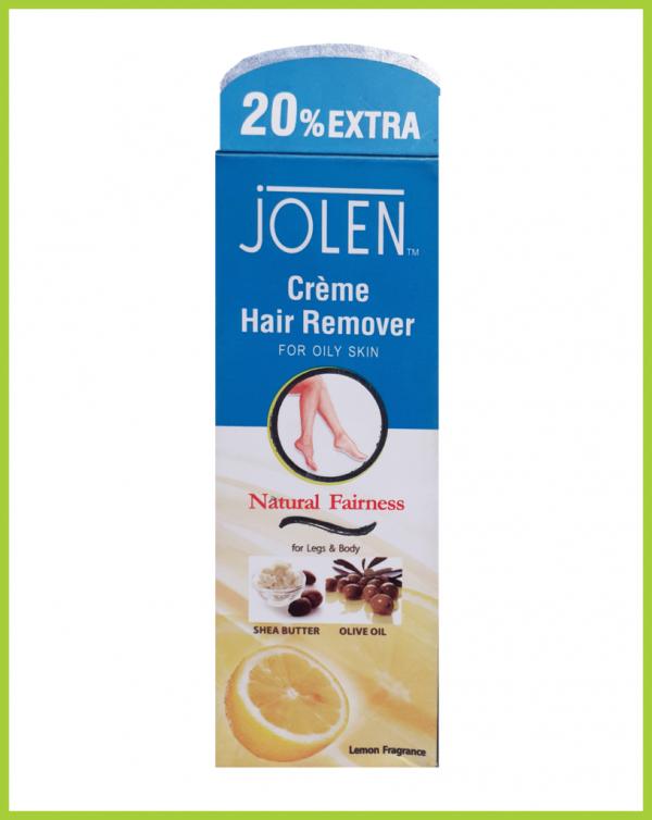 Jolen Hair Remover Cream For Oily Skin (INDIA) Original