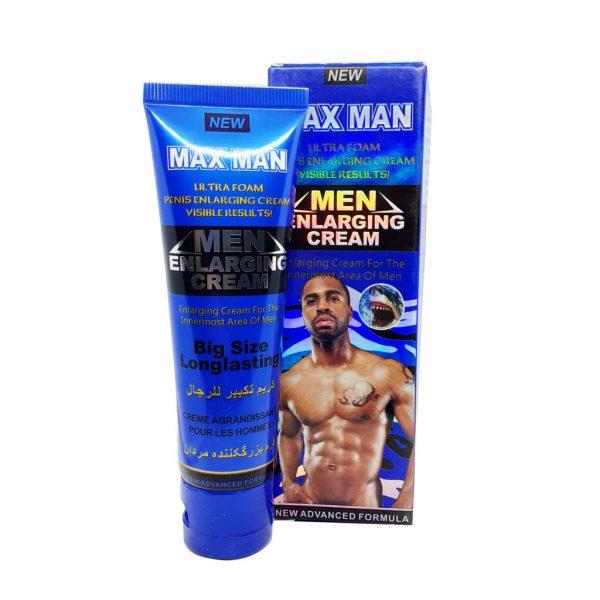 Max Man Men Enlarging Cream