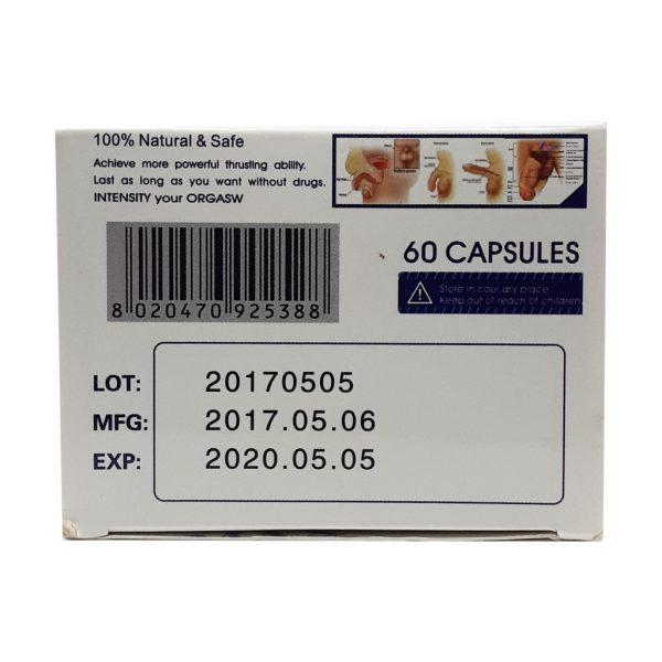 Vimax Herbal Male Enhancement Supplement 60 Capsules