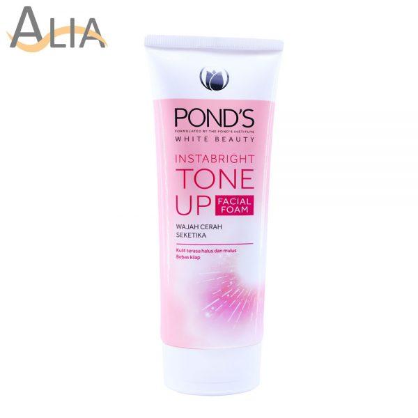 Ponds white beauty tone up facial foam (100g)