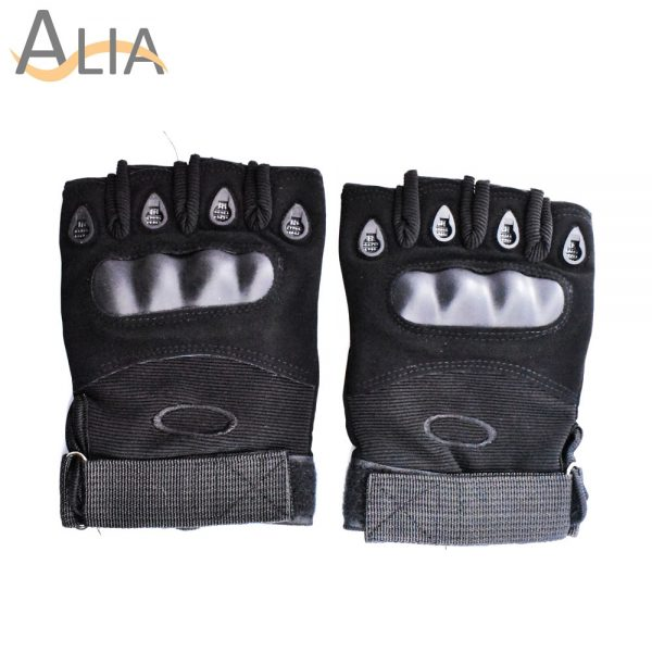 All purpose cycling hiking oakley gloves half fingers 1 pair...