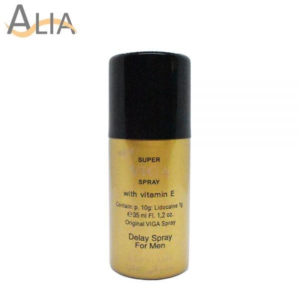 Super viga 60000 long time delay spray for men (35ml).
